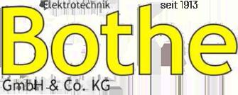 Leopold Bothe Elektroinstallation GmbH & Co. KG - Logo
